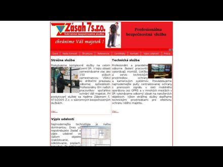 www.zasah.sk