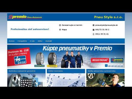 www.pneustyle.sk