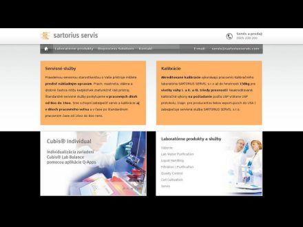 www.sartoriusservis.com