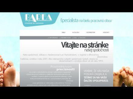 www.barea.sk