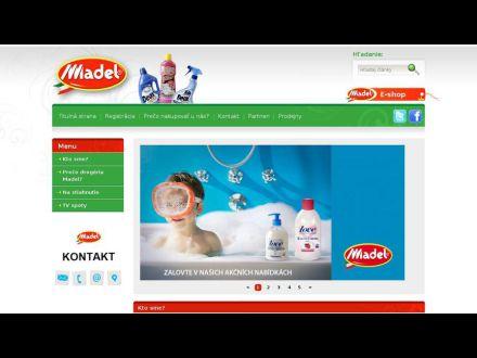 www.madel.sk