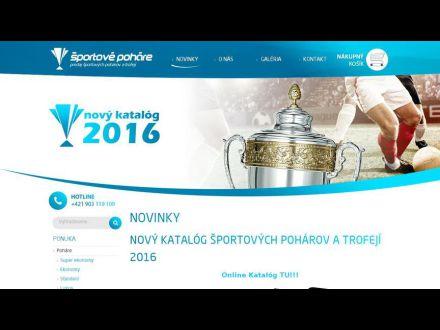 www.sportovepohare.sk