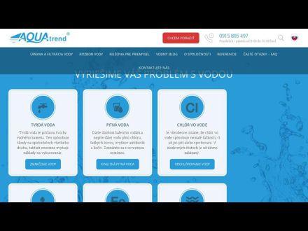 www.aquatrend.sk