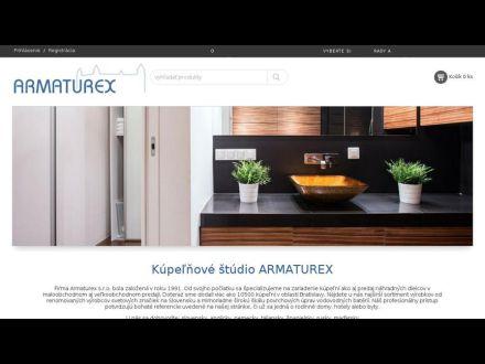 www.armaturex.sk