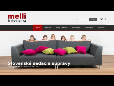 www.melli.sk
