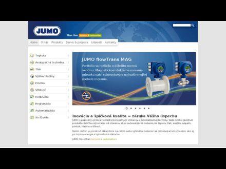 www.jumo.sk