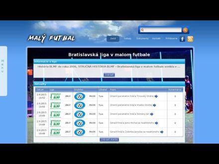malyfutbal.info/Home/Index/2