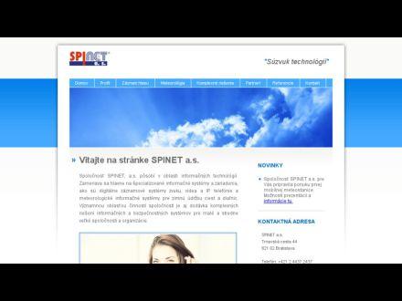 www.spinet.sk