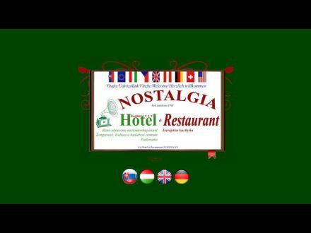 www.nostalgiahotel.sk