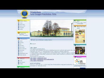 www.zspohsnina.edupage.org
