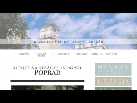 www.rkcpoprad.sk