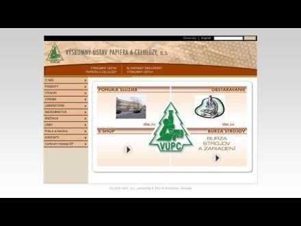www.vupc.sk