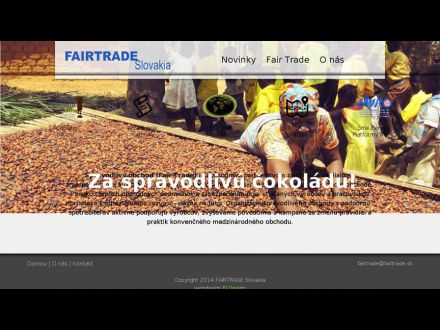 www.fairtrade.sk