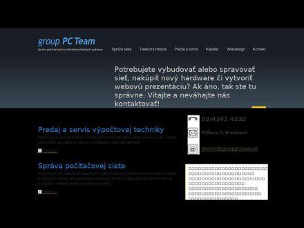 www.grouppcteam.sk