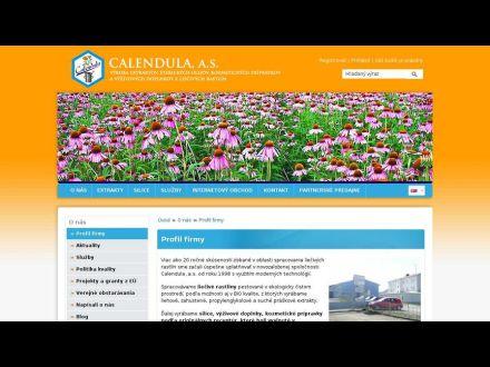 www.calendula.sk
