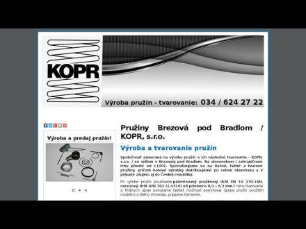 www.kopr.szm.sk