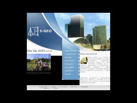 www.sgeo.sk