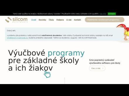 www.silcom-multimedia.sk