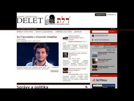 www.delet.sk