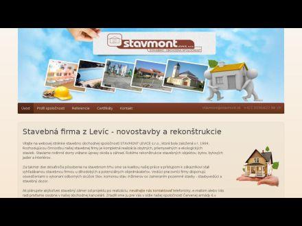 www.stavmont.sk