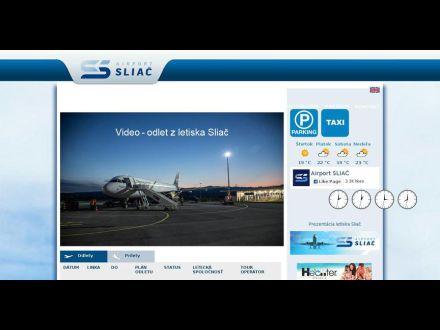 www.airportsliac.sk