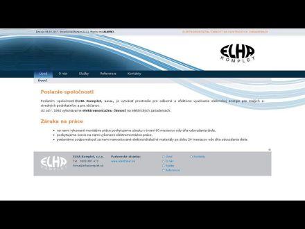 www.elhakomplet.sk