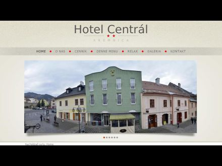 www.hotel-central.sk