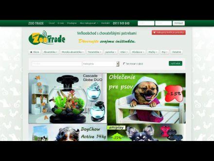 www.zootrade.sk