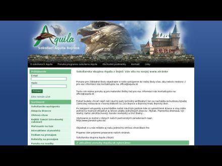 www.aquila.sk