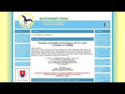 www.slovenskyorol.sk