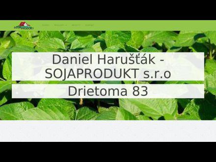 www.sojaprodukt.sk