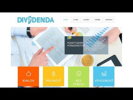www.dividenda.sk