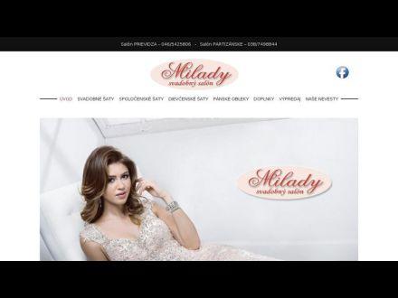 www.salonmilady.sk