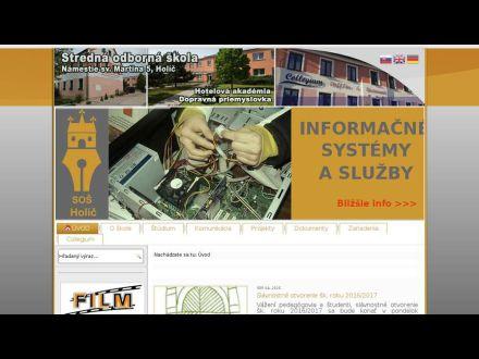 www.sosholic.sk