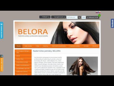 www.belora.sk