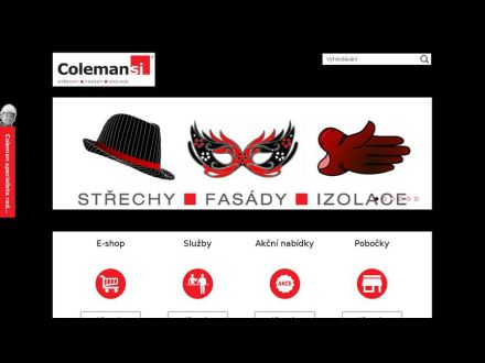 www.coleman.cz