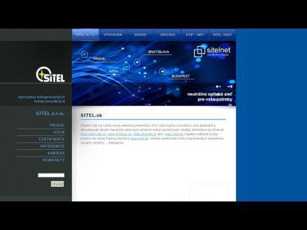 www.sitelnet.sk