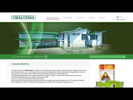 www.obalotava.sk