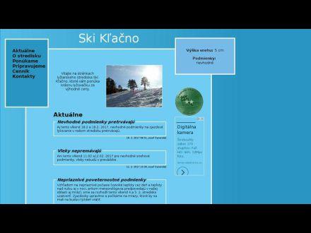 www.skiklacno.sk