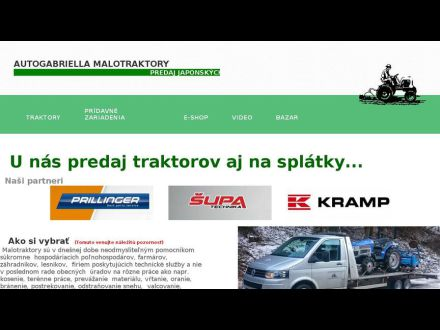 www.autogabriella.sk