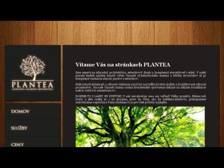 www.plantea.sk