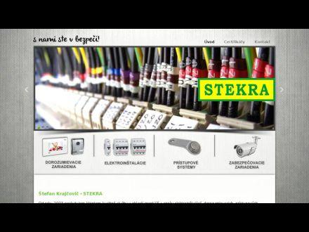 www.stekra.sk