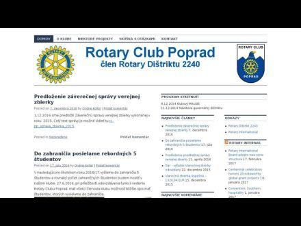 www.rotary-poprad.sk