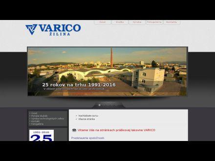 www.varico.sk