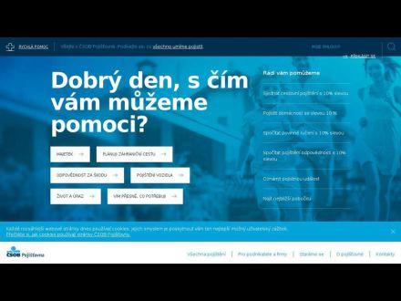 www.csobpoj.cz