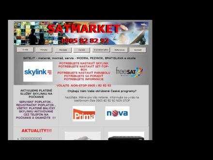 www.satmarket.sk