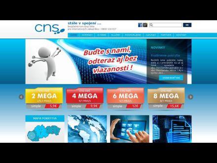 www.cns-net.sk