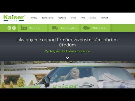 www.kaiserservis.cz