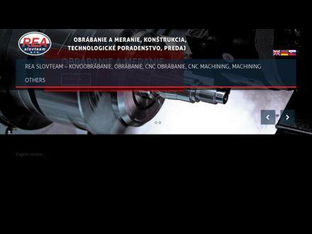 www.reaslovteam.sk