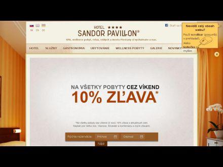 www.hotelsandor.sk